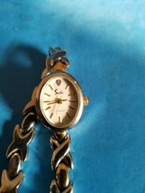 NICE VINTAGE SMALL BAND SACHE WOMEN QUARTZ WATCH.NEEDS BATTERY. - $18.69