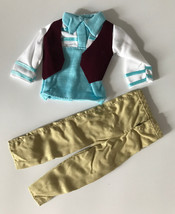 New 1 Clothes & Trousers For KEN Doll / Barby (#10) - $4.97