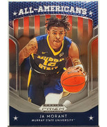 HOT! SHINY JA MORANT ROOKIE! 2019 PANINI PRIZM #44 GRIZZLIES, NBA, RC! F... - $119.95