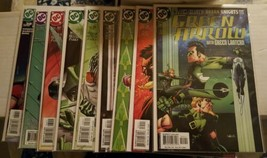 Green arrow  (2001) #24, 25, 26, 27, 28, 29, 30, 31, 32, - $22.50