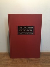 The Columbia-Viking Desk Encyclopedia by William Bridgwater (1953, Hardb... - $14.84