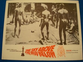 THE SKY ABOVE THE MUD BELOW Herve de Maigret William Dexter Original Lob... - $3.79
