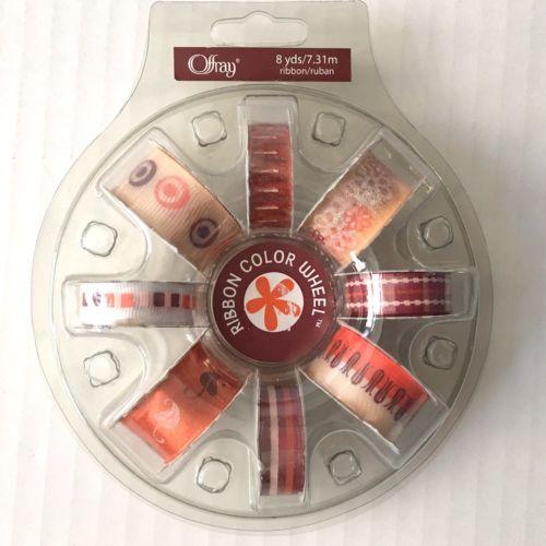 "5 Yards 7//8/"" Cincinnati Reds Grosgrain Ribbon Crafts Bows Scrapbooking"