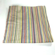 Pottery Barn Shower Curtain Stripes 72x72 Crafting Sewing Fabric NICE - $31.98
