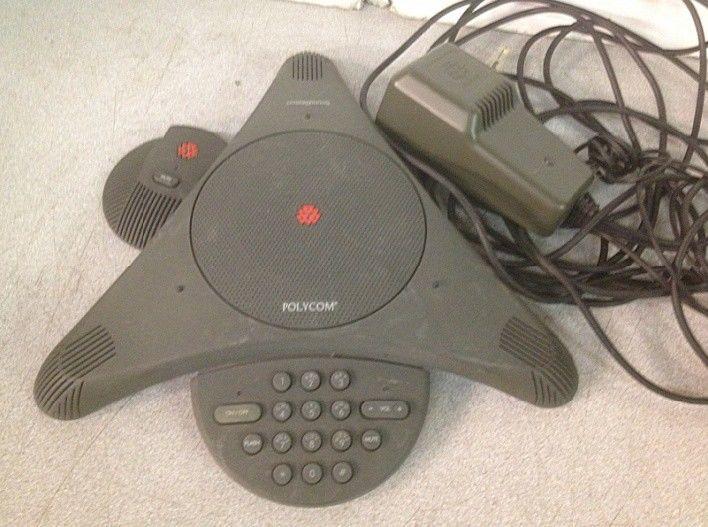 Polycom 2201-03309-001  Soundstation EX Conference Phone