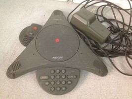 Polycom 2201-03309-001  Soundstation EX Conference Phone - $40.00