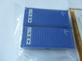 Jacksonville Terminal Company # 205303 Jay 20' Standard Height Container N-Scale image 1