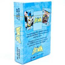 Aquarius DC Comics Retro Batman Themed Playing Cards Deck image 4