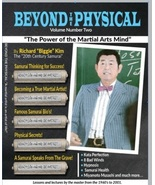 Beyond The Physical #2: Power of the Martial Arts Mind Book Richard Kim - $28.50