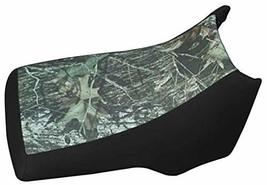 Yamaha Kodiak Big Bear 350 400 Seat Cover Camo And Black Color - $32.54