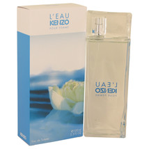 L'eau Kenzo Eau De Toilette Spray 3.3 Oz For Women  - $57.14