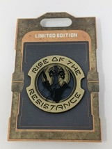 Han Solo Rise Of The Resistance Star Wars Galaxy's Edge LE Disney Pin - $17.81