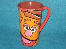 Disney Store Muppets Fozzie Bear Cup Mug. New. - $18.69