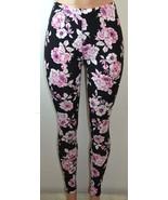 Shosho Womens Floral Print Leggings - $14.99
