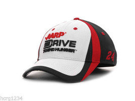 NASCAR XP  SPONSOR RACING CAP/HAT - # 24  JEFF GORDON - AARP DRIVE TO EN... - $18.04