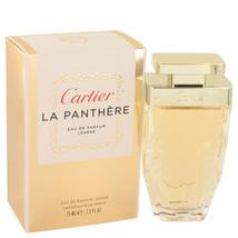 La Panthere by Cartier Eau De Parfum Legere  2.5 oz, Women - $69.47