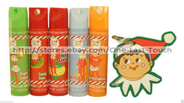 THE ELF ON THE SHELF (1) Lip Balm/Gloss KEYCHAIN CAP Lotta Luv *YOU CHOO... - $1.58