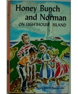 Honey Bunch and Norman on Lighthouse Island no.2 pc by Helen Louise Thor... - $3.00