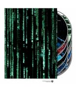 THE MATRIX ULTIIMATE DVD COLLECTION Reeves Moss NEW SEALED - $29.99