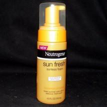 Neutrogena Sun Fresh Sunless Self Tanning Foam for Fair to Medium Skin Tones - $69.99