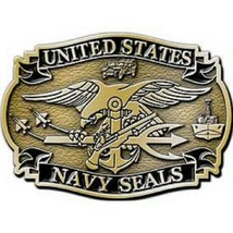 US Navy Seals Belt Buckle NEW!!! NEW!!! NEW!!! - $18.80