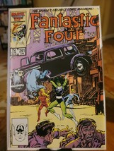 Fantastic Four (1961 series) #291 in Very Good + condition. Marvel comics - $8.50