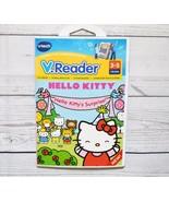 NEW VTech VReader Hello Kitty Kitty's Suprise Game Cartridge - $3.99