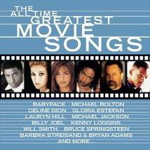 All Time Greatest Movie Songs Soundtrack Various Artists - $10.00