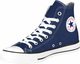 Collective CONVERSE ALL STAR Navy Blue Unisex Athletic Shoes. Brand New. - $29.50