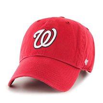 '47 Brand MLB Washington Nationals Clean Up Adjustable Hat Red - $25.99