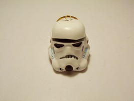 Star Wars Stormtropper Mini Helmet Ornament Storm Tropper  2006  - $3.99