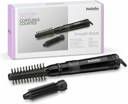 BaByliss 668E Brush Of Air Voltage Universal 2 Temperatures 2 Brushes Soft - $214.08
