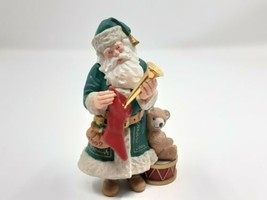 Hallmark Ornament Keepsake Christmas Merry Olde Santa 1990 Holidays Pre-... - $9.42