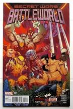 Comic Book Secret Wars Battleworld #003 Marvel 2015 - $3.66