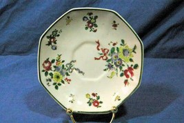 "Royal Doulton Old Leeds Spray Saucer 5 3/8"" - $4.15"