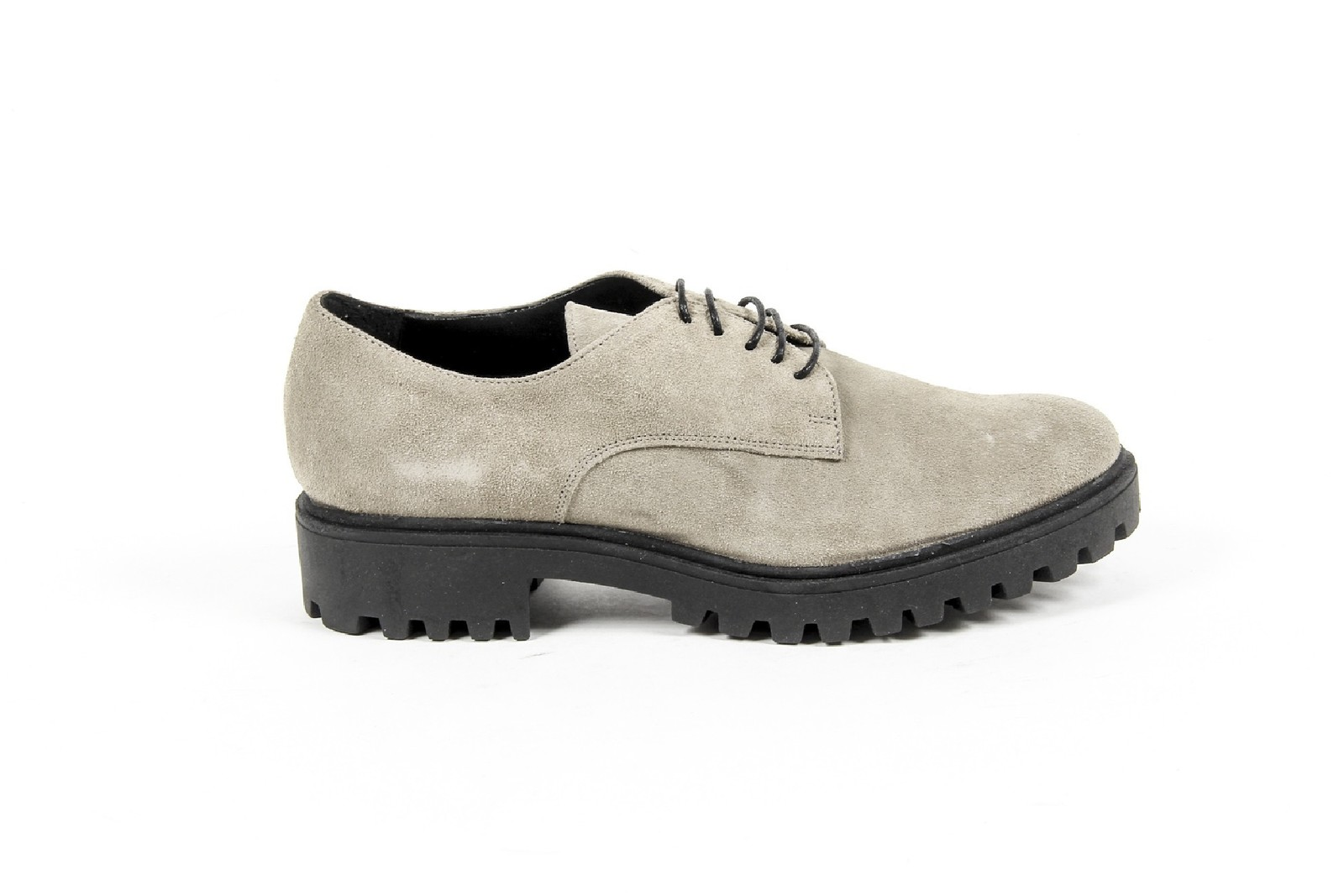 Primary image for V 1969 Italia Womens Lace Up Shoe C01 CAMOSCIO TAUPE