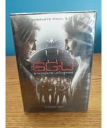 Stargate Universe: The Complete Final Season (DVD, 2011, 5-Disc Set) - $15.79