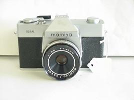 Mamiya Model 528AL 35 mm SLR Camera w/Mamiya 1:2.8 48mm Lens - $69.99