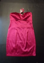 Forever 21 Womens Dress Size Petite PS Prom Cocktail Party Strapless Lined  - $16.68