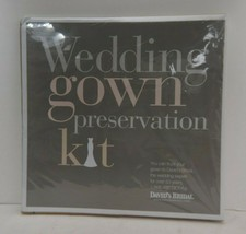 David's Bridal Wedding Gown Preservation Kit - $41.68