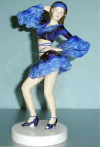 Royal Doulton Dance the Cha Cha Dancer Figurine Limited Edt HN5447 New I... - $318.90