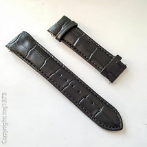 Leather strap Watchband Tissot T035407A T035428A T035410A 22mm without c... - $24.75
