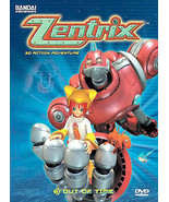 Zentrix Collection 1 Out of Time Animation 3 Disc DVD Set 15 episode 200... - $9.79