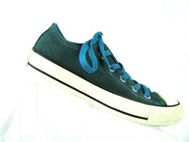 Converse All Star Womens Teal Canvas Size 6 - 540245F - €18,10 EUR