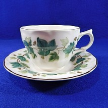 Vintage Ivy Nikko Greenwood Cup and Saucer - $17.50