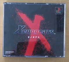Xenogears Sony Playstation Japan Import - $10.00