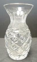Waterford Crystal Lismore Pattern Diamond Posy Vase - $18.99