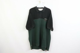 Vintage 90s Nautica Competition Mens XL Spell Out Color Block Polo Shirt... - $34.60