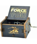 Star Wars collectible wind up miniature music box - $12.82