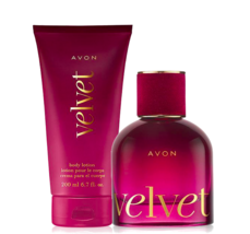 Avon Velvet For Her Fragrance Duo Gift Set - $39.18